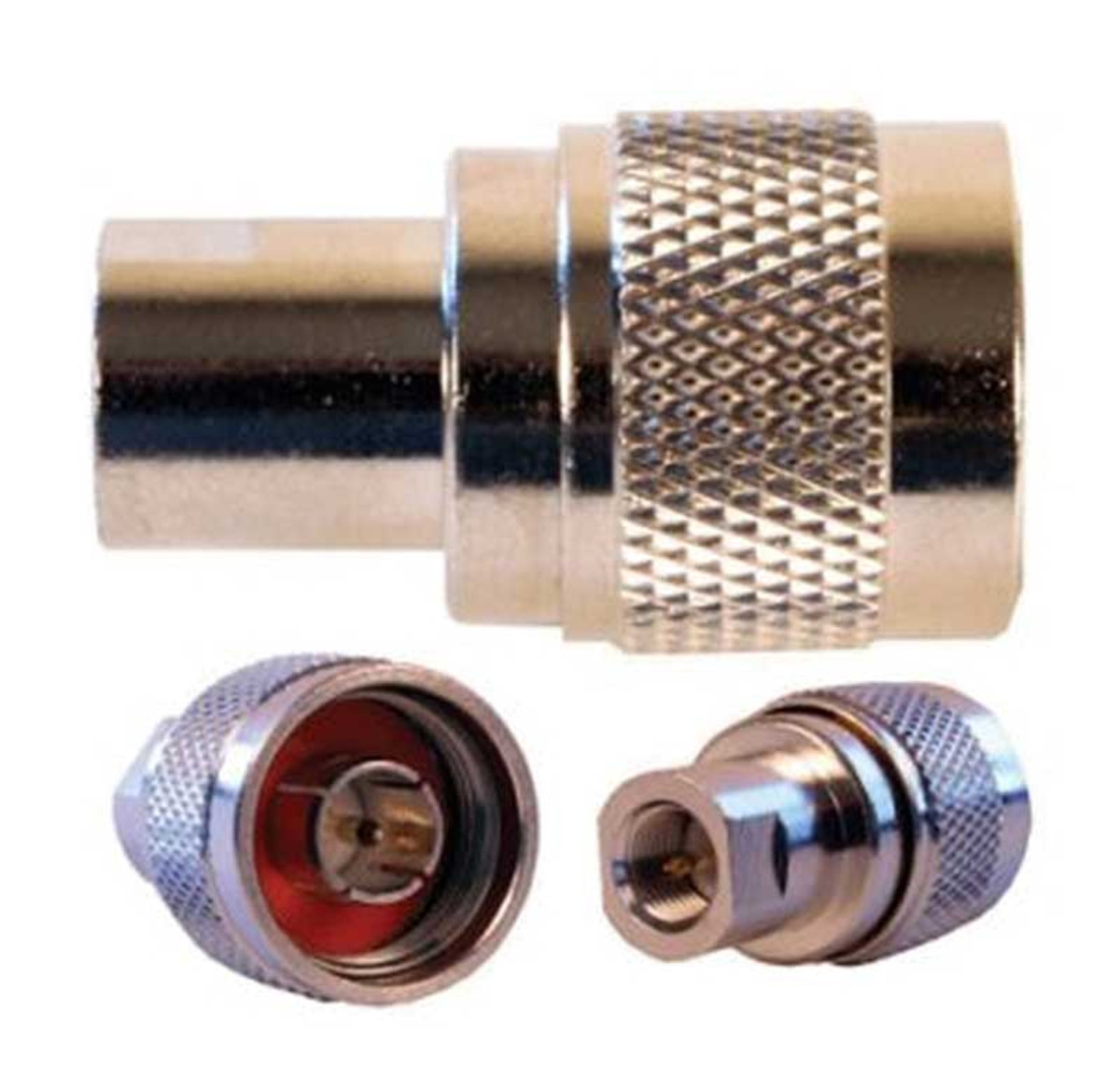 Wilson 971113 FME Male - N Male Connector, detail