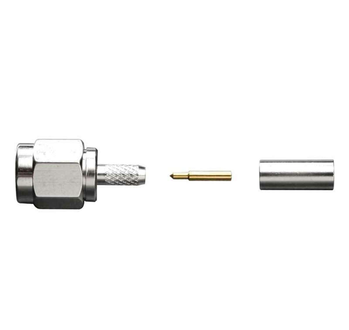 Wilson Electronics weBoost Wilson 971139 SMA-Male Crimp for RG-174 Cable
