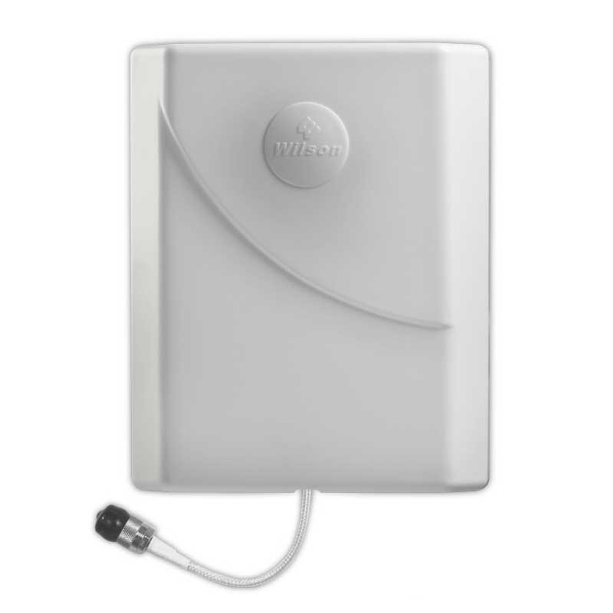 Wilson 304472 Suction-Cut Outside-facing Window Mount Panel Antenna 75 ohms Multi Band, magnified view