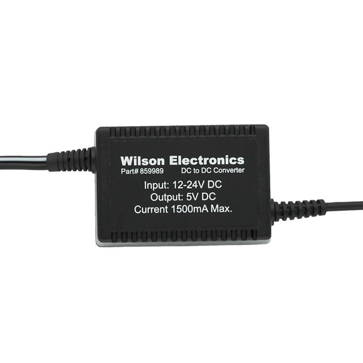 Wilson Electronics weBoost Wilson 859989 5V DC Vehicle Hardwire Power Supply