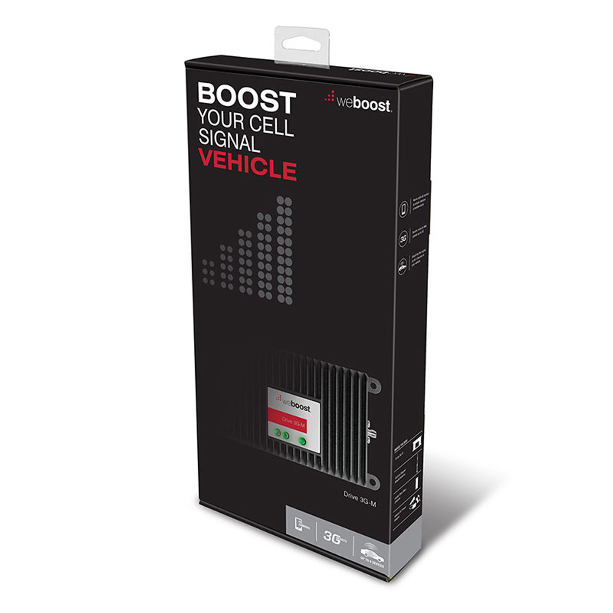 weBoost Drive 3G-M Cell Phone Signal Booster | 470102 Box