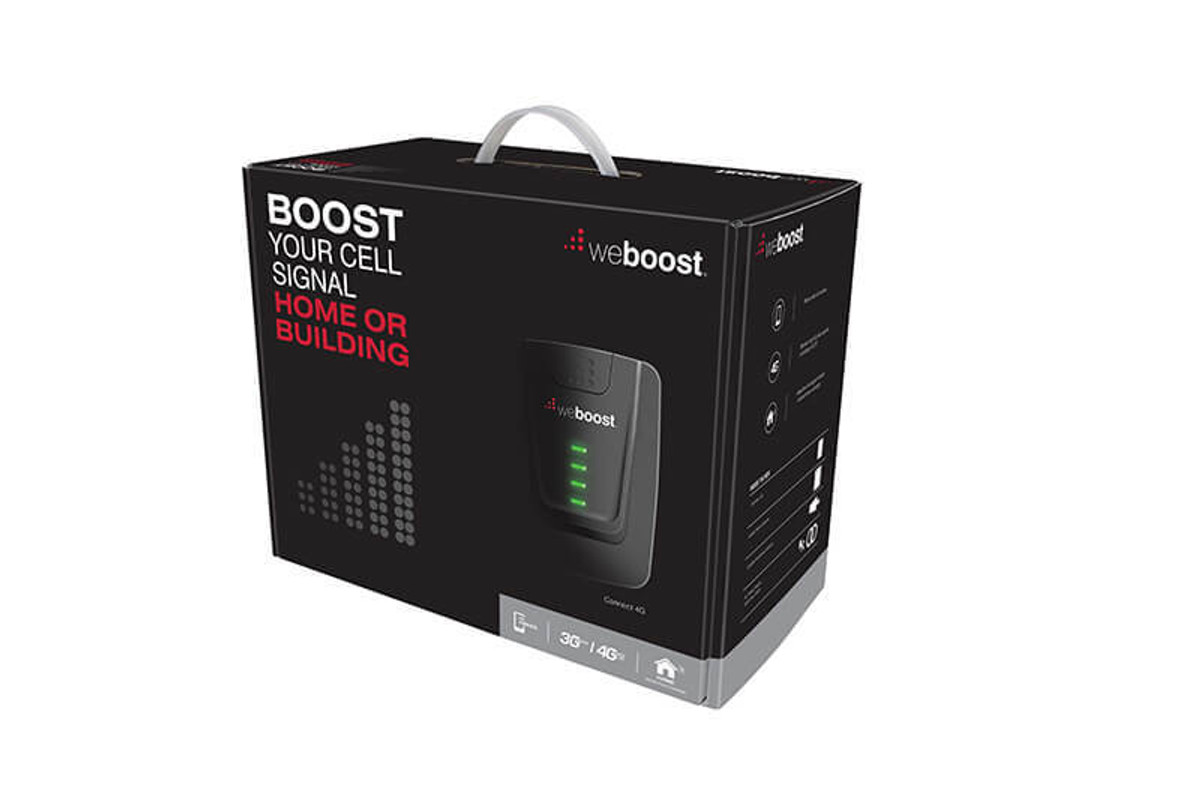 weBoost Connect 4G Cell Phone Signal Booster - Box