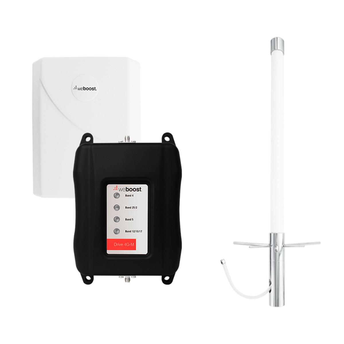 weBoost Drive 4G-M + Marine Essentials Kit | 470108-M Kit