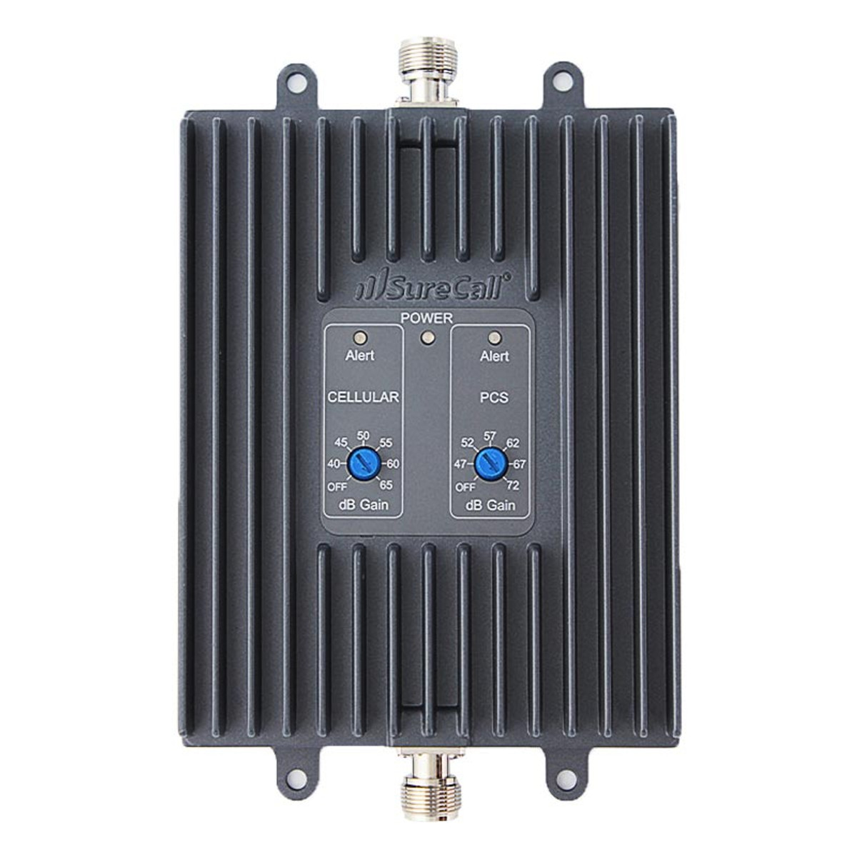 SureCall FlexPro 3G Signal Booster with Omni & Dome Antennas (SC-DualH/O-72-OD-KIT) | Amp