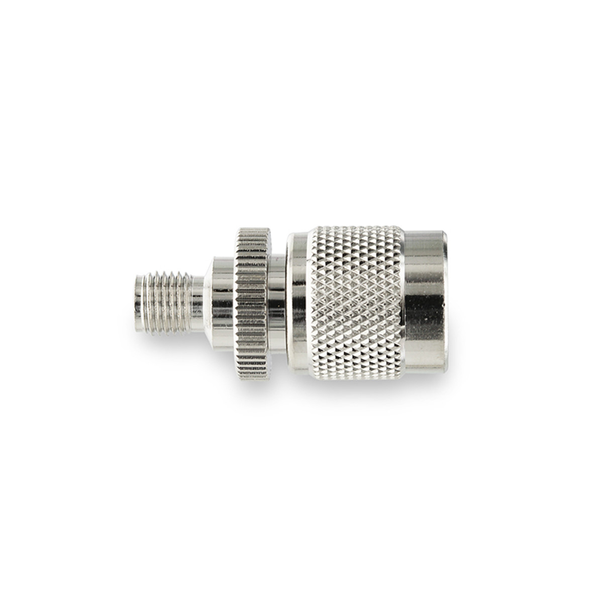 971155 SMA-Female to TNC-Male Connector | Side