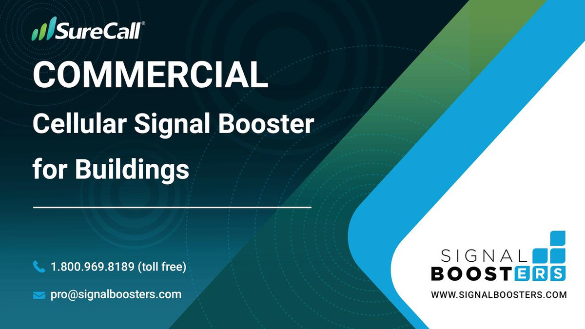 SureCall SureCall Force7 Industrial All-In-One Cellular, Wi-Fi, HDTV Signal Booster