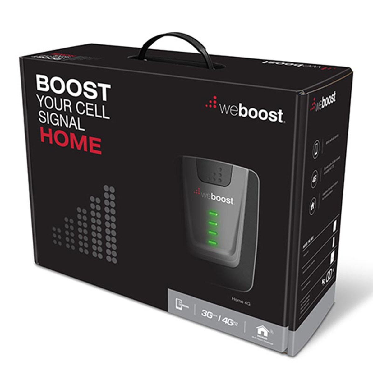 weBoost Home 4G Cell Phone Signal Booster | 470101 - Box