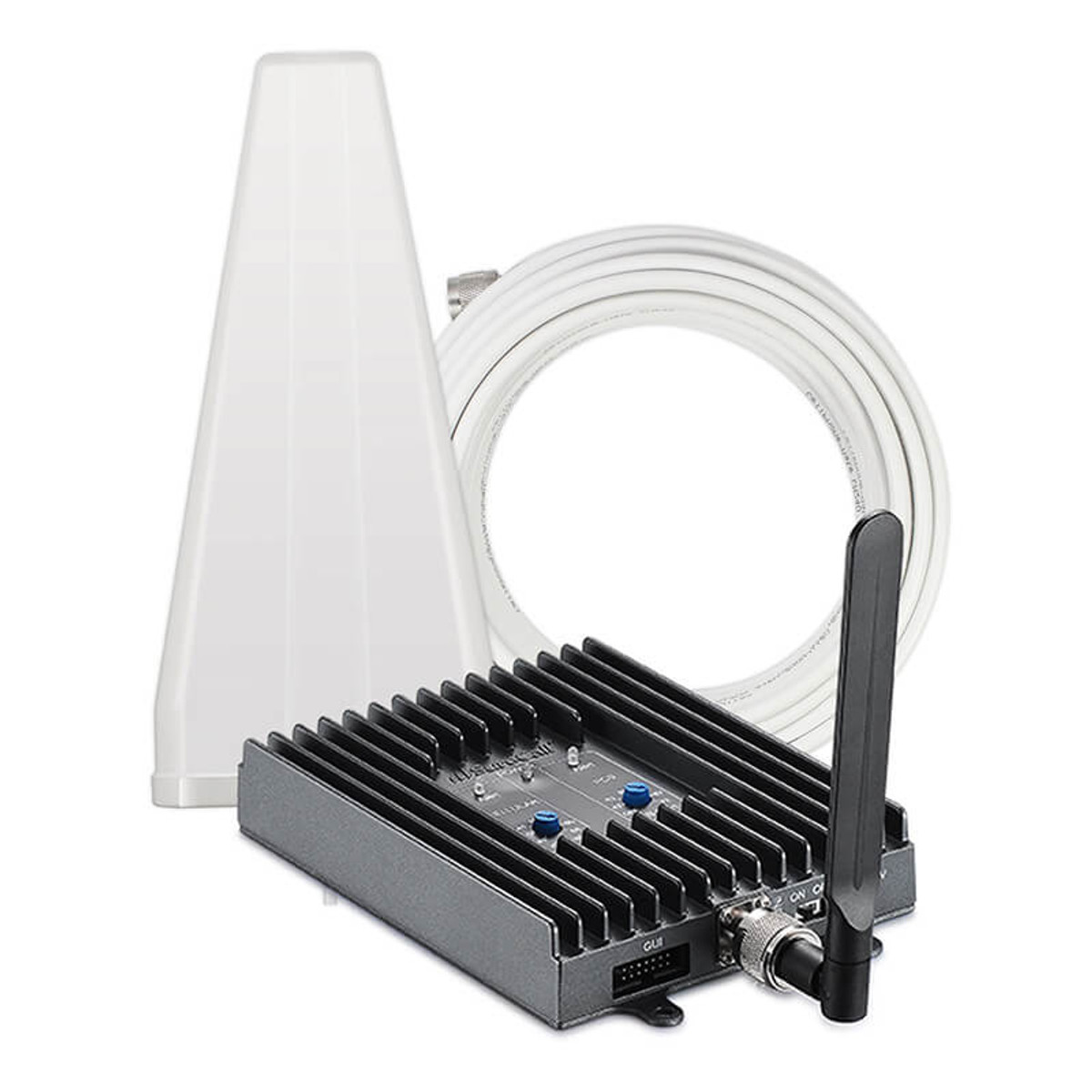 SureCall FlexPro 3G Signal Booster with Yagi & Whip Antennas | Kit
