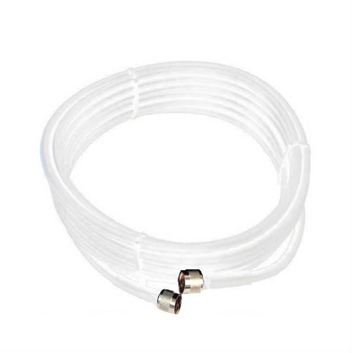 Wilson 952430 30-Foot WILSON400 Ultra Low-Loss Coaxial Cable Male-Male White, main