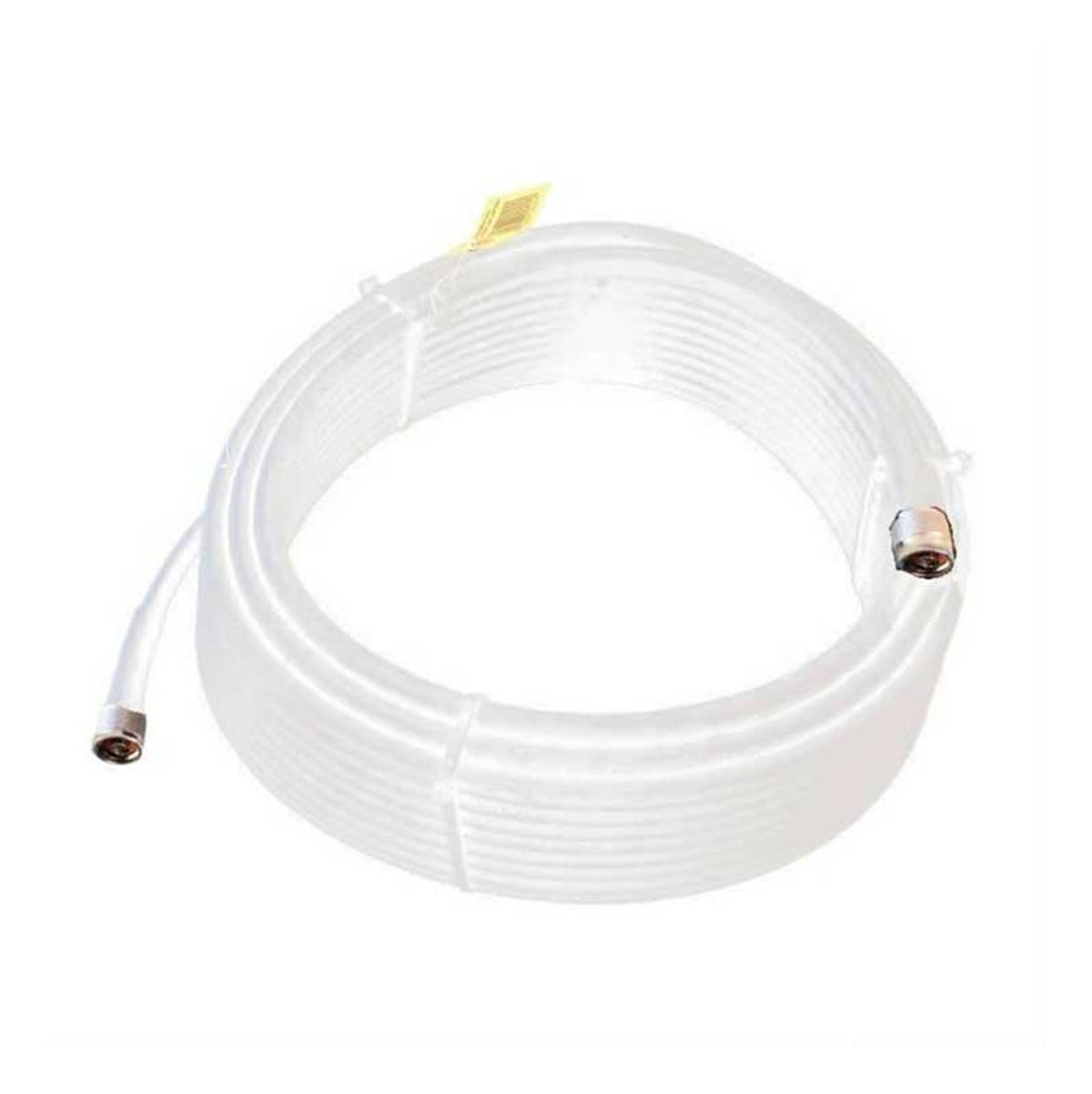 weBoost Wilson 400 N-male / N-male 75ft White Cable | 952475