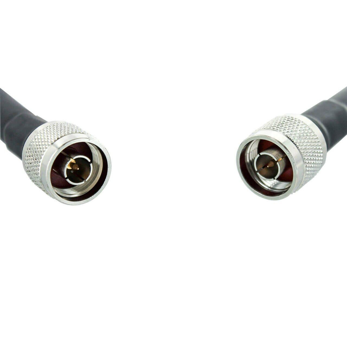 Bolton Tech Bolton Technical N-Male to N-Male Bolton400 Ultra Low-Loss Coax Cable or 60 ft Cable