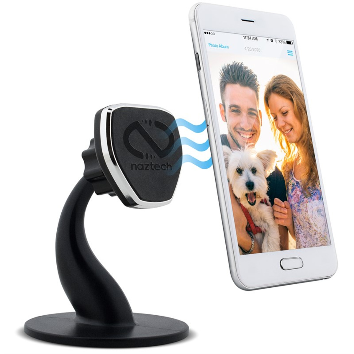 Naztech MagBuddy Magnetic Desktop Mount | 9213572