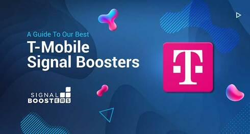 A Guide To Our Best T-Mobile Signal Boosters