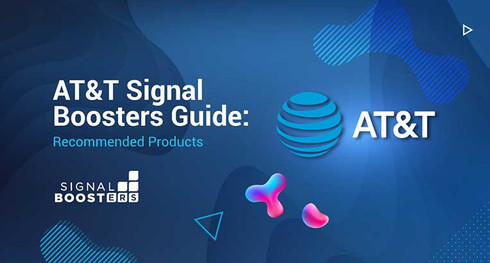 AT&T Signal Booster Guide: Recommended Products