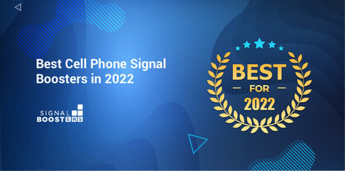 The 10 Best Cell Phone Signal Boosters in 2022