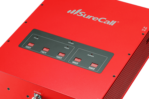 SureCall Guardian3: Signal Booster for Public Safety Bands & First Responders