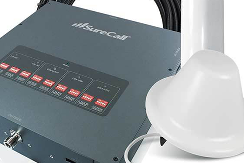 SureCall Force5: Powerful Commercial Building Signal Booster
