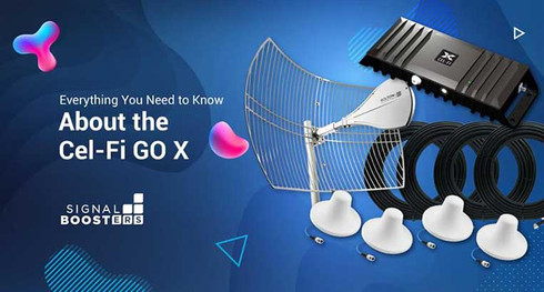 Everything You Need to Know About the Cel-Fi GO X