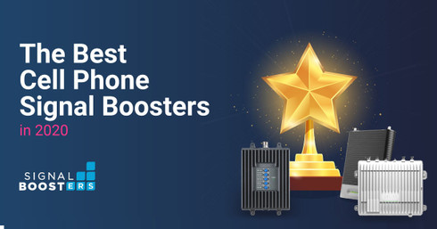 The 10 Best Cell Phone Signal Boosters in 2020: Better Signal Made Easy