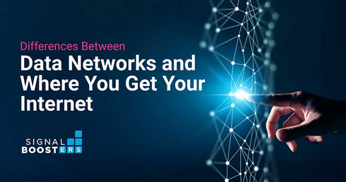 6 Types of Networks and Where You Get Your Internet