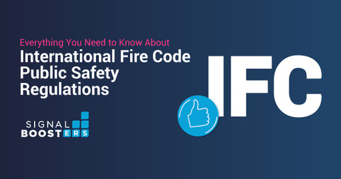 All You Should Know About International Fire Code (IFC) Regulations