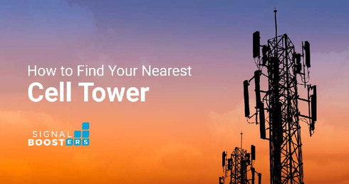 Find Your Nearest Cell Tower Quickly and Painlessly: 2020 Edition
