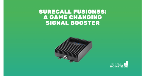 SureCall Fusion 5s: A Game Changer for Home Cell Phone Signal Boosters