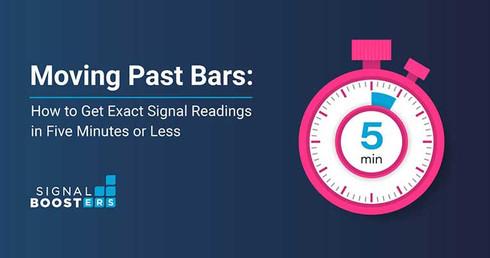Moving Past Bars: How to Get Exact Signal Readings in Five Minutes or Less