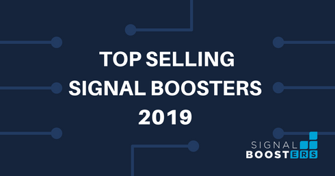 The Best Selling Signal Boosters of 2019