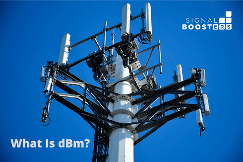 What is dBm and How Does it Relate to Cell Signal?