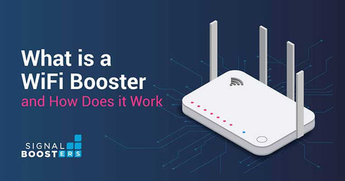 What is a WiFi Booster and How Does it Work? | Signalboosters.com