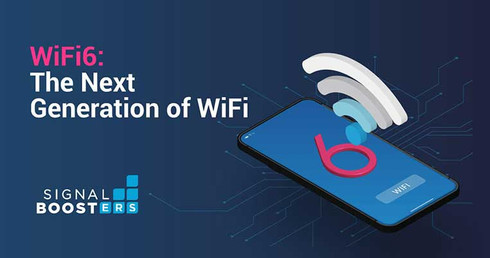 WiFi 6: The Next Generation of WiFi