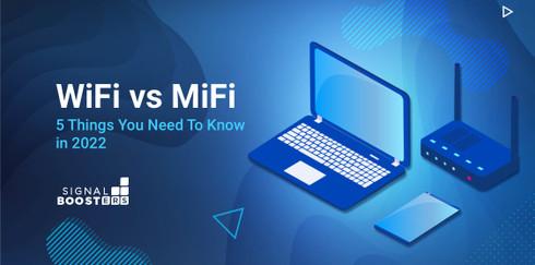 WiFi vs MiFi: 5 Things You Didn't Know