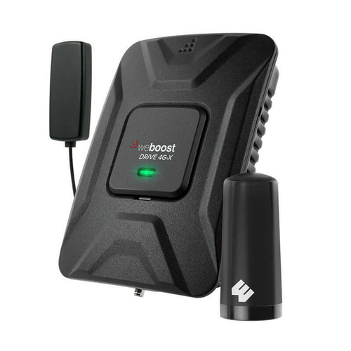 weBoost weBoost Drive 4G-X Signal Booster Kit For Fleet Vehicles or 470221