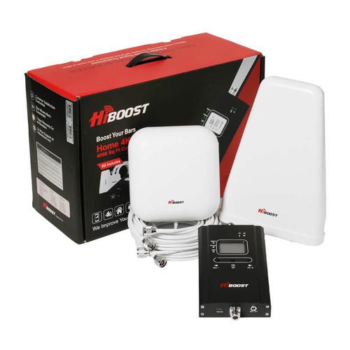 HiBoost HiBoost Home 4K Smart Link Signal Booster Kit