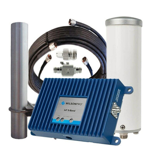 Hotspot M2M SMA Omni Antenna Signal Booster Kit