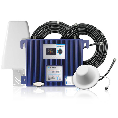 Wilson Pro Wilson Pro 1000 Commercial Signal Booster Kit, Refurbished or 460236R