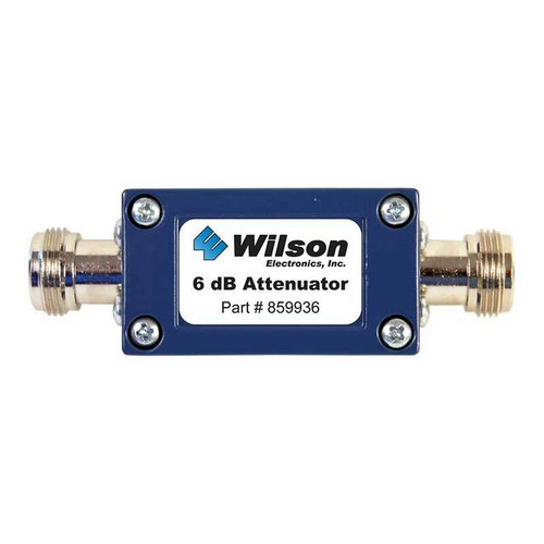 Wilson Electronics weBoost Wilson 859936 -6dB Attenuator w/ N-Female or 50 Ohm
