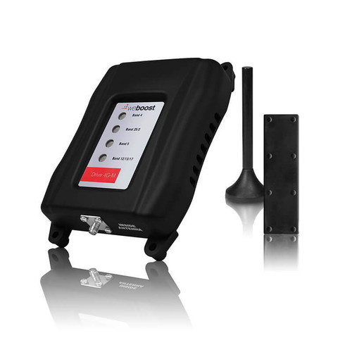 weBoost Drive 4G-M Cell Phone Signal Booster | 470108 Full Kit