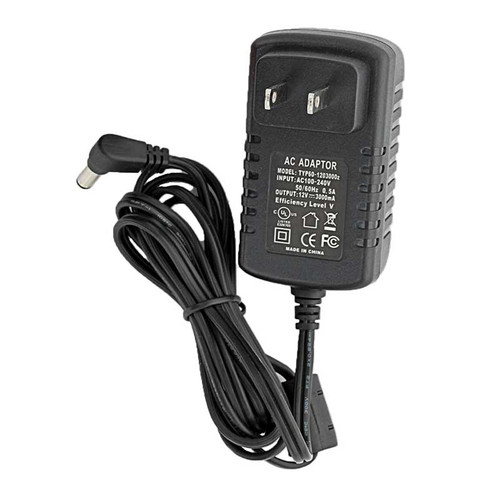 12V/3A AC/DC Wall Outlet Power Supply - 859900