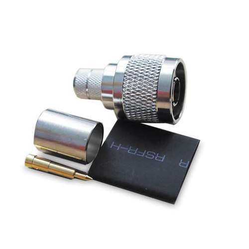 SureCall SureCall N-Male Crimp Connector for LMR 400 Cable or SC-CN-09