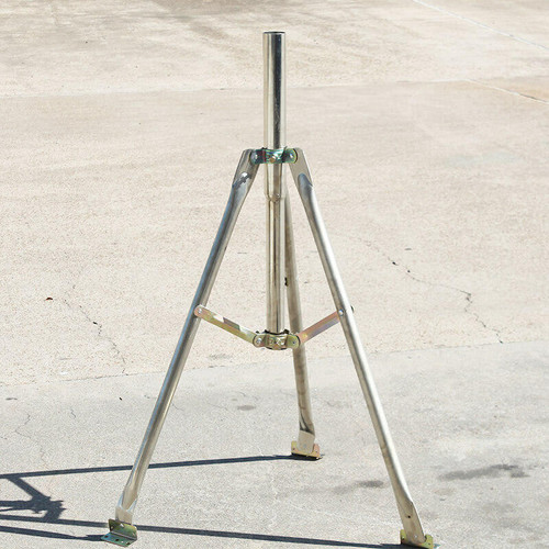 SignalBoosters 3-Ft Tripod Antenna Mount with 2-Inch OD Mast
