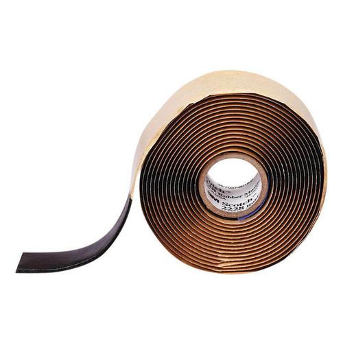 Scotch 1 in x 10 ft x 0.065 in 2228 Rubber Mastic Electrical Tape