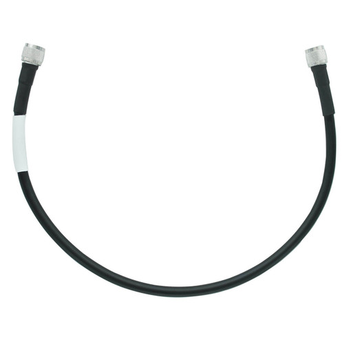 Bolton Tech Bolton Technical N-Male to N-Male Bolton400 Ultra Low-Loss Coax Cable or 2 ft Cable