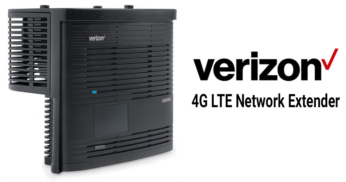 Verizon Network Extender: Is It Worth It? - Signal Boosters
