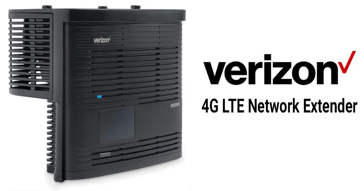 Verizon Network Extender Is It Worth It