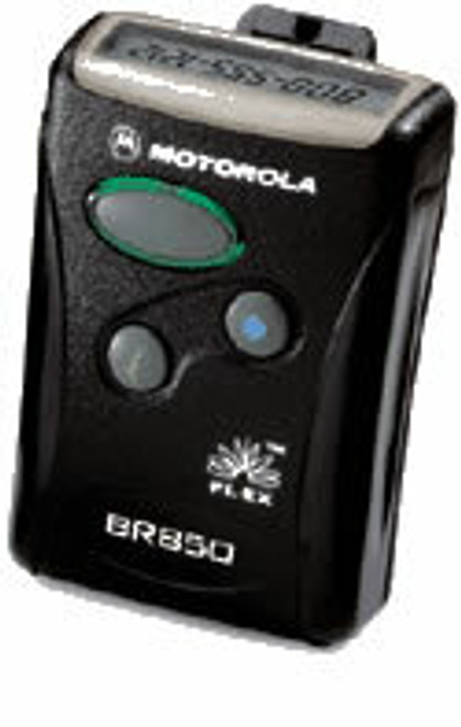 Motorola LS 850 (Refurb)  Numeric Pager FREE  with Annual Service Plan - Order Online or Call 888-441-2616