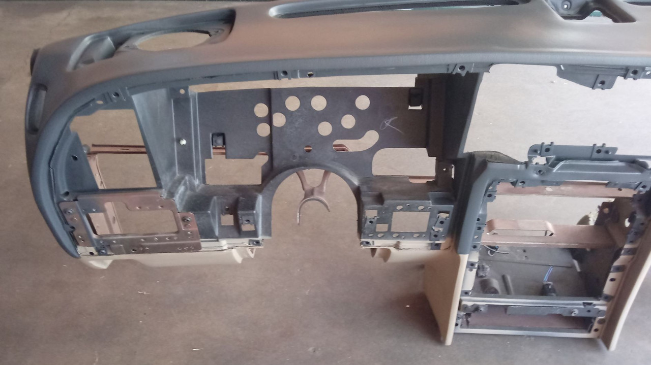 1988 Ford Thunderbird-Mercury Cougar Dash-Dashboard 1987 Ford Thunderbird-Mercury Cougar Dash-Dashboard 1986 Ford Thunderbird-Mercury Cougar Dash-Dashboard 1985 Ford Thunderbird-Mercury Cougar Dash-Dashboard