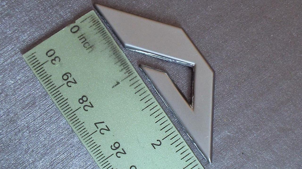 2003 Pontiac Aztek Door Emblem-Badge 2002 Pontiac Aztek Door Emblem-Badge 2001 Pontiac Aztek Door Emblem-Badge