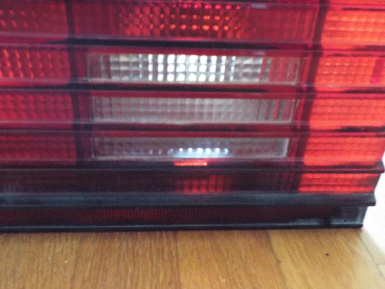Original 1982-1983-1984 Pontiac Firebird SE Tail Light-LH